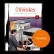 software registro visitas