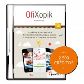 OfiXopik 2.500 Créditos