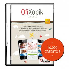 OfiXopik 10.000 Créditos