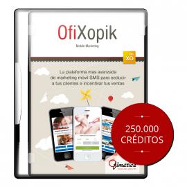 OfiXopik 250.000 Créditos